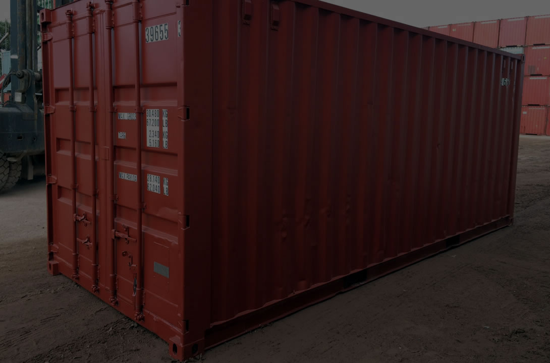 20ft Shipping Containers Vic