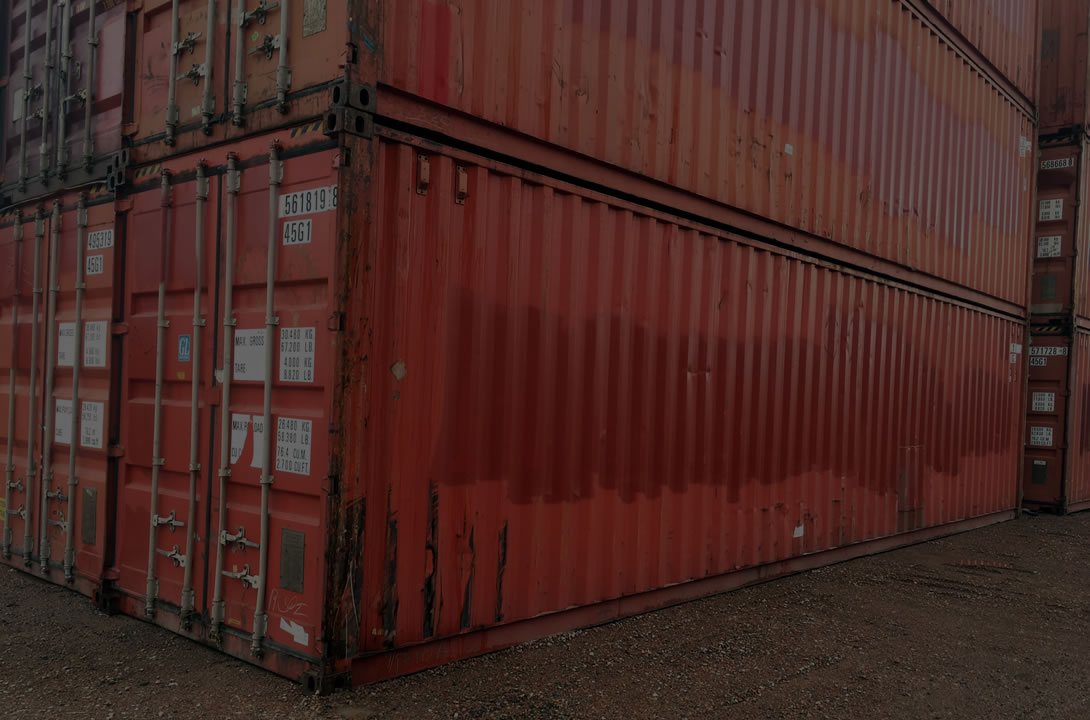 40ft Shipping Containers Vic