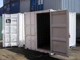 10ft Insulated Shipping Container