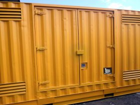 20ft DG Side Doors Container