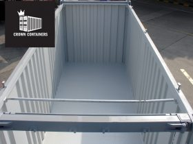 20ft Open Top Containers