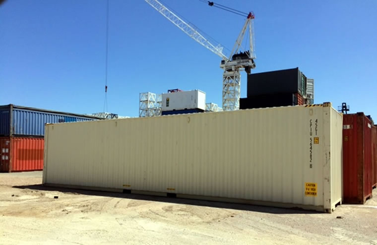 40ft Insulated Shipping Container Hire