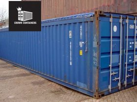 40ft Open Top Shipping Container