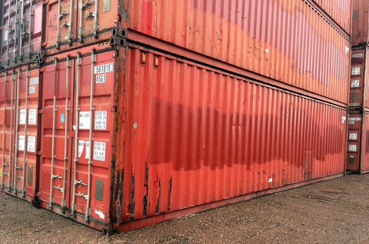 40ft Shipping Container Hire