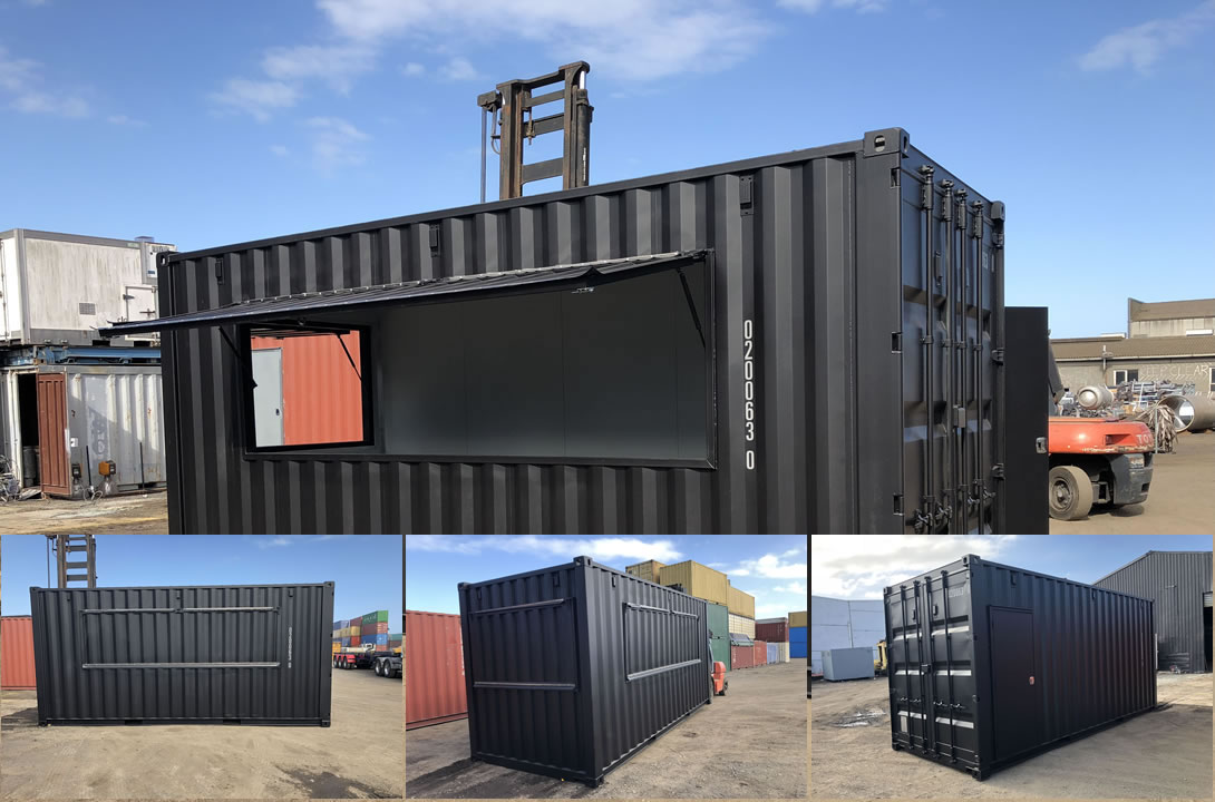 Canteen Container Modifications