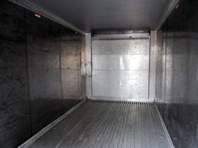 Inside 20ft Refrigerated Container