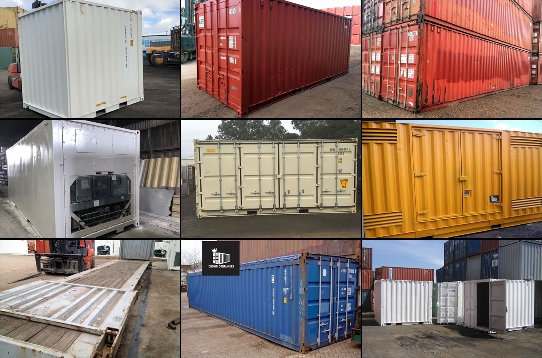 Melbourne Shipping Container Hire