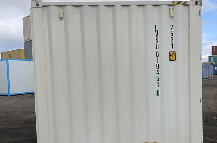 New 10ft Shipping Container