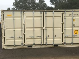 New 20ft Side Door Container