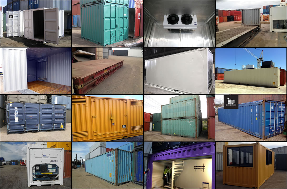 Shipping Container Sales Melbourne