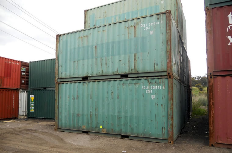 20ft Shipping Container Hire