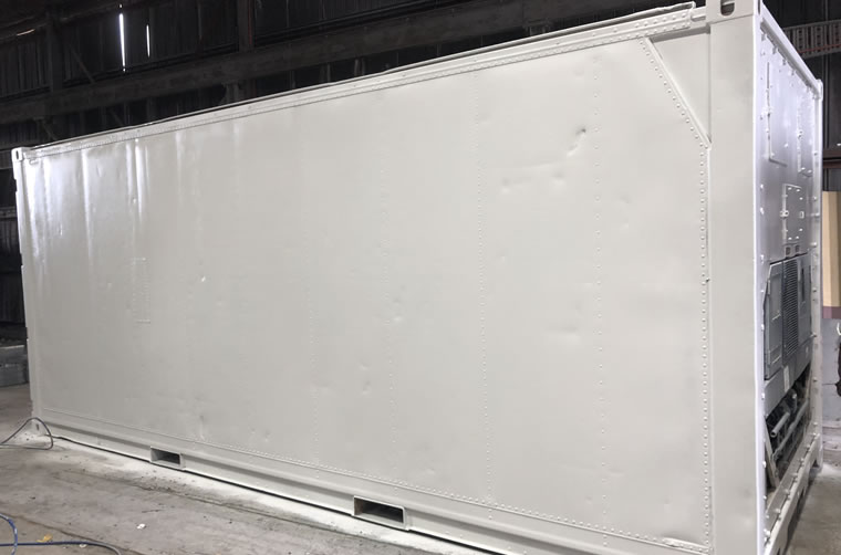 Used 20ft Refrigerated Container