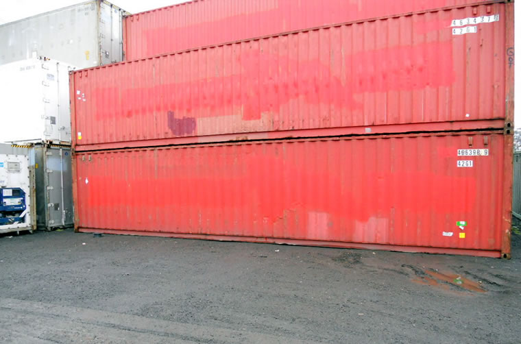 Used 40ft Shipping Containers For Sale