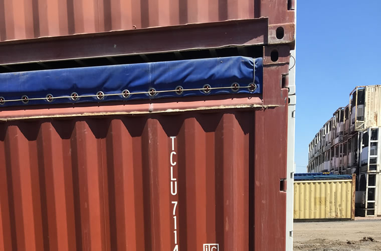 20ft Open Top Container Hire