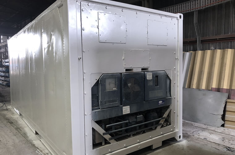 20ft Shipping Container Hire Melbourne