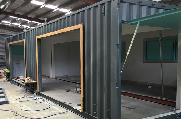 Melbourne Container Modification Solutions