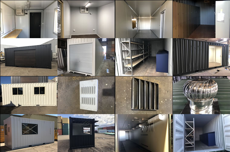 Shipping Container Solutions Melbourne