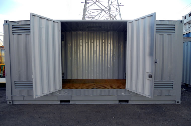 Used 20ft Dangerous Goods Container Hire
