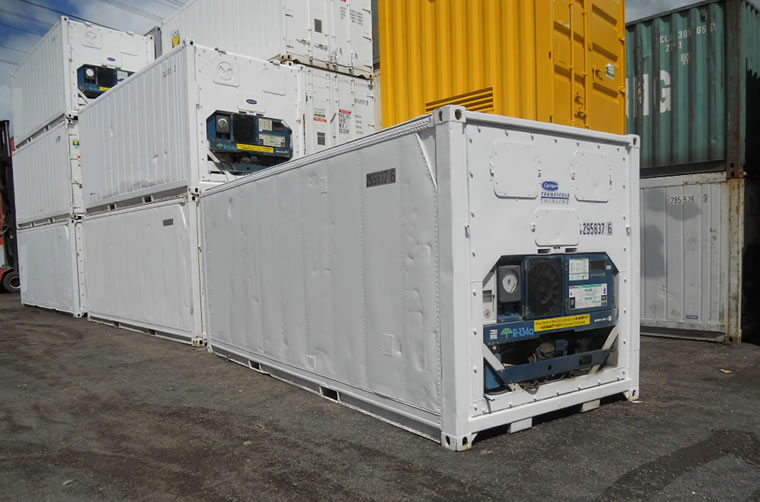 Used 20ft Refrigerated Container Hire