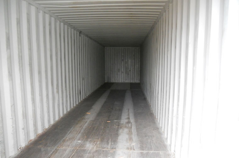 Used 40ft Dry Storage Container Hire