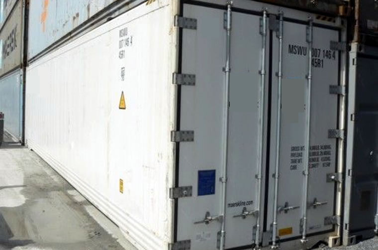 Used 40ft Insulated Container Hire