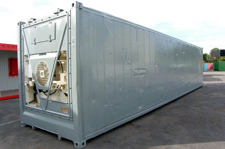 Used 40ft Refrigerated Shipping Container Hire