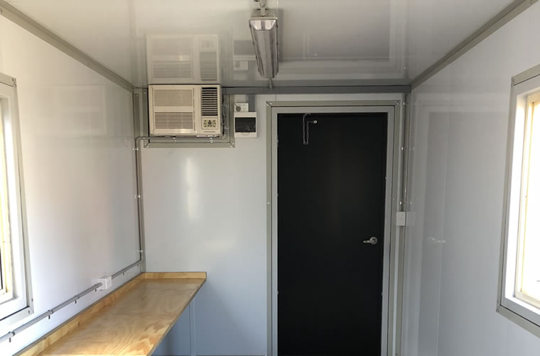 Shipping Container Box Air Conditioning
