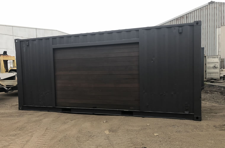Shipping Container Panel Door