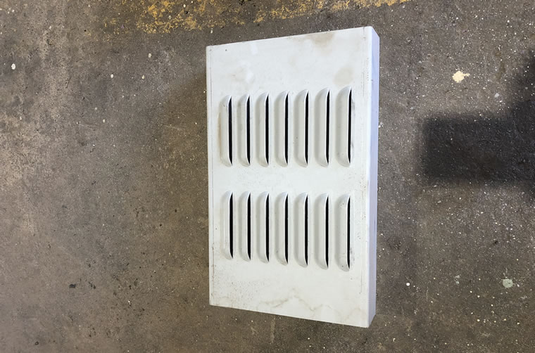 Small Shipping Container Vents